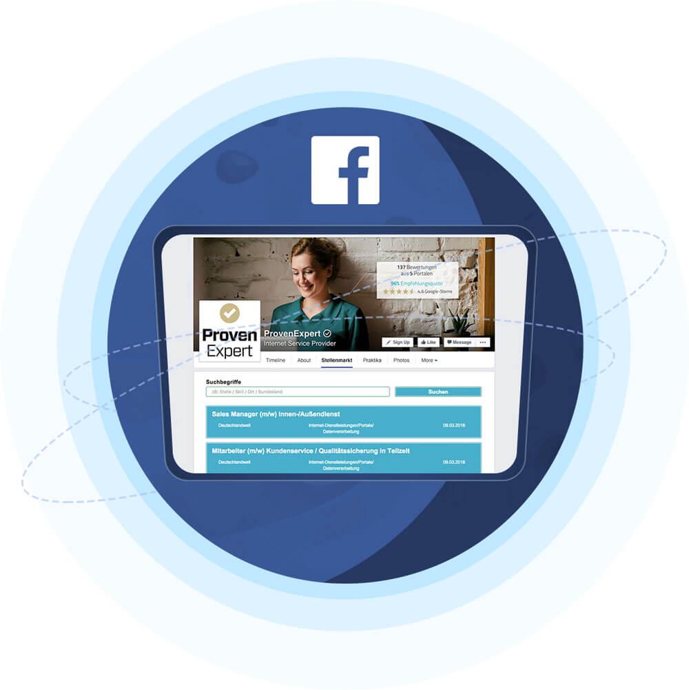 Connectoor-Karriereseiten